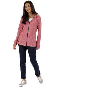 Regatta Orlenda Jacket Women Desert Rose Slub Fabric